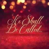 He shall be called ... (Christmas 2020)